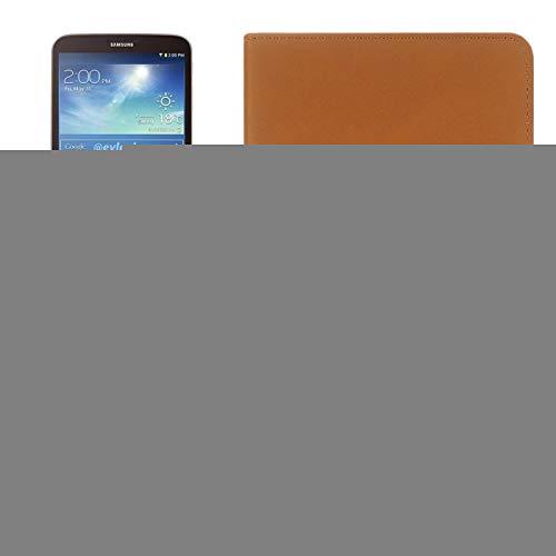 A+Xu Jie Para Samsung Galaxy Tab A 7.0 (2016) / T280 Funda de Cuero con Tapa Horizontal de MaterialAntiguo con Soporte (Color : Amarillo)
