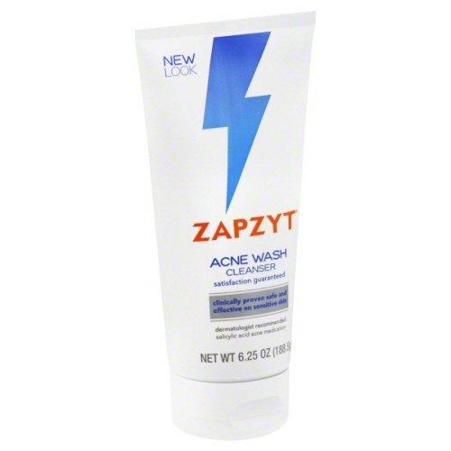 ZAPZYT Zapzyt Traitement de l'acné pour le visage et le corps 6,25 oz