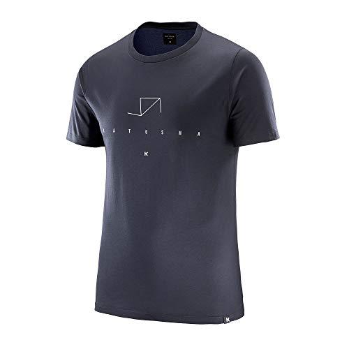 KATUSHA Herren Cotton T-Shirt, Salute, XL