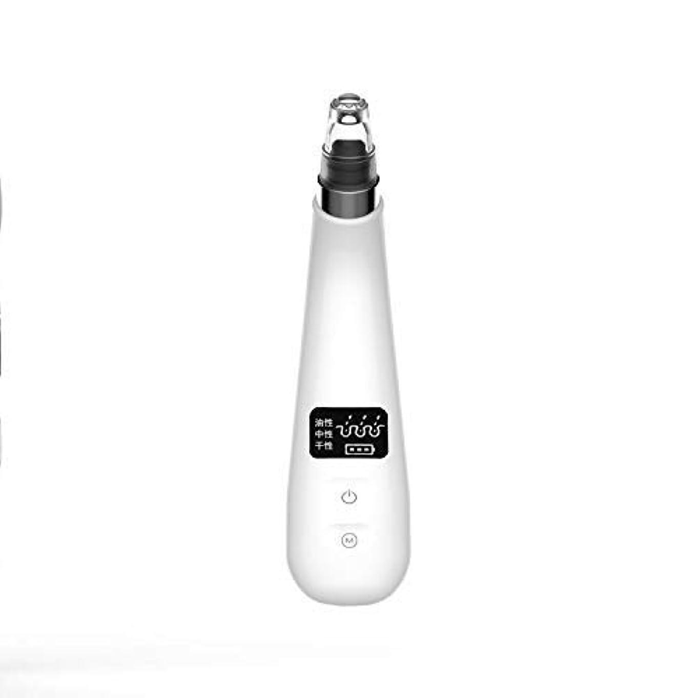 修理可能ガイドラインから聞く電気にきび楽器usb充電式ポータブル顔の毛穴クリーニング美容機器にきびコメドーン真空吸引リムーバー