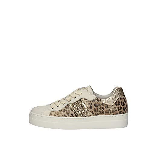 NERO GIARDINI Musk Bianco Scarpa Donna Sneakers