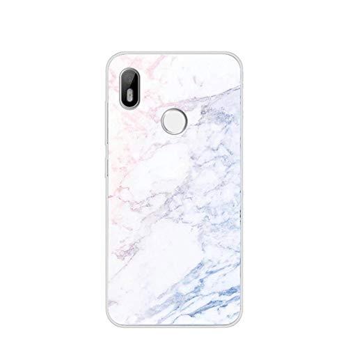 ZJHHH Handy-Schutzhülle Farbiger Marmor Für BQ Aquaris U2 CU X5 V GEGEN X2 X Plus Lite Pro E5 s M5 M5.5 M4.5 E4.5 Weiche freie TPU-Abdeckungs-Telefon-Fälle-Für Aquaris X-8