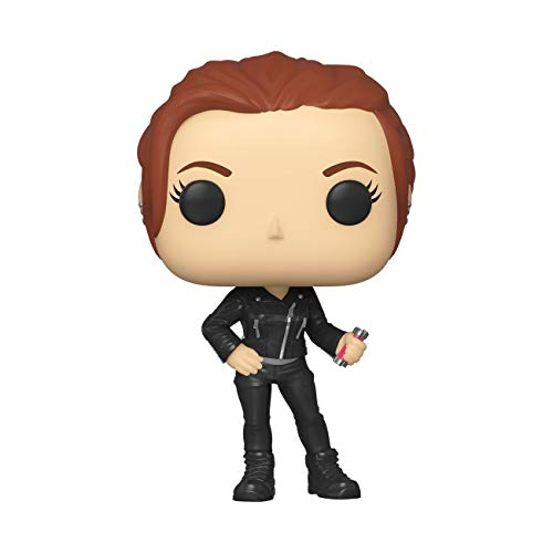 Pop! Marvel: Black Widow – Black Widow (Street