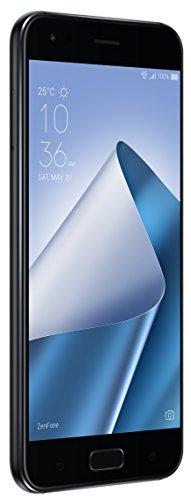 Asus 773950 Smartphone, Marchio Tim, 64 GB, Nero