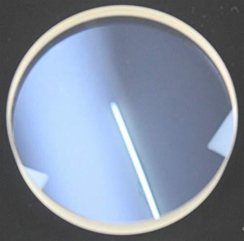 without brand XXF-gxjz, 1pc Refraktion Teleskop Hauptspiegel D51 F183 D51F183 D = 51mm Brennweite 183mm Objektiv DIY Astronomische Fernglas (Farbe : D51F183)