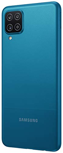 Samsung Galaxy M12 (Blue,6GB RAM, 128GB Storage) 6 Months Free Screen Replacement for Prime 5