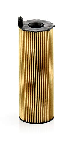 Original MANN-FILTER Ölfilter HU 8001 X – Ölfilter Satz mit Dichtung / Dichtungssatz – Für PKW