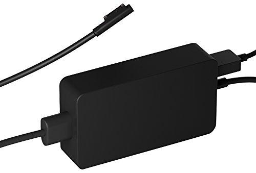 Microsoft Surface 102W Power Supply (Kompatibel mit Surface Book/Book 2) schwarz