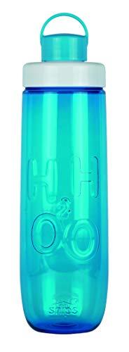 Snips Water to Go Bottiglia per L'ACQUA in TRITAN da 0,75 lt-Blu