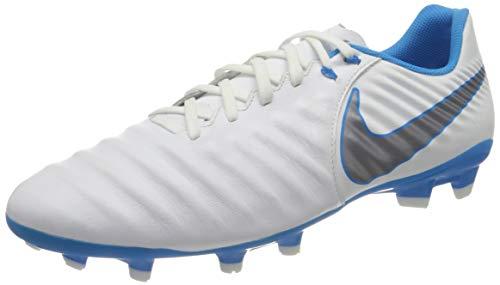 Nike Unisex-Erwachsene Tiempo Legend 7 Academy FG AH7242 107 Fußballschuhe, Mehrfarbig (Indigo 001), 42.5 EU
