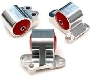 Innovative Mounts (IMTB10150-85A-BA) Billet Replacement Mount Kit for Honda Civic B/D Series Engine