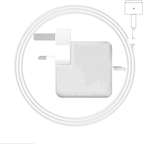 SunMac Compatible With Mac Book air Charger 45W, Power Adapter Replacement Mac Charger Mag Safe 2 Mac Book Air/Pro 11'&13' Inch Before 2015 Early (2012 2013 2014 2015Early)