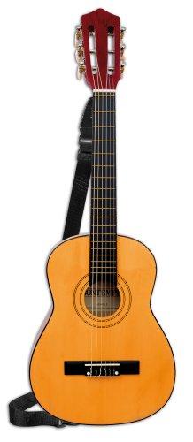 Bontempi GSW85/N - Klassische Holzgitarre mit 6 Saiten