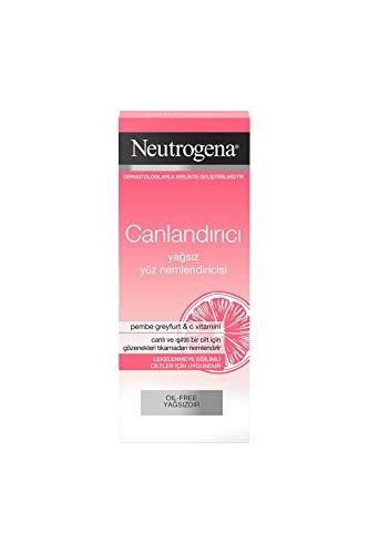 Pink Grapefruit Oil Free Moisturizer 50 ml