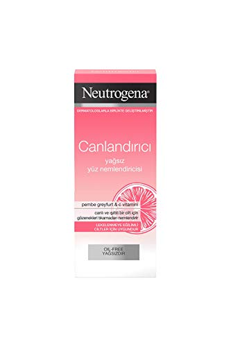 Neutrogena Visibly Clear Pink Grapefruit täglliche Feuchtigkeitspflege, 50 ml