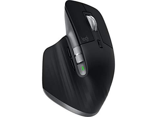 Logitech MX Master 3 Advanced Bluetooth Mouse for Mac (Renewed)