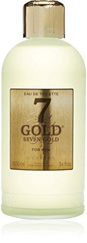Luxana Seven Gold Edt 1000 ml 1000 g