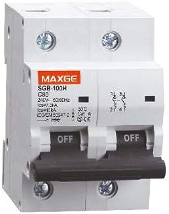 n 25/A 6/kA Interrupteur automatique dPN revalco 1p