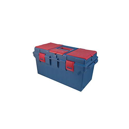 King Tony 87404 - Caja de Herramientas de plástico, 560 x 278 x 280 mm