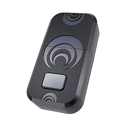 FENGCHUANG Adaptador de controlador Bluetooth inalámbrico, convertidor USB permite el uso de controladores PS4/Switch/XBOX con PC