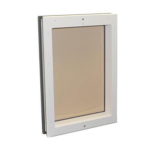 Freedom Pet Pass Insulated Dog Door for Doors - L