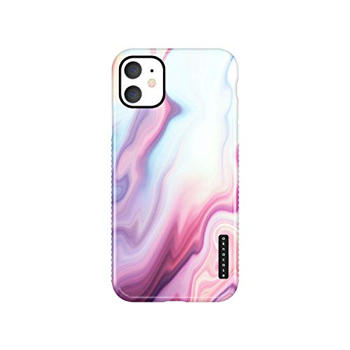 iPhone 11 Case Watercolor, Akna GripTight Series High Impact Silicon Cover with Ultra Full HD Graphics for iPhone 11 (Graphic 102161-U.S)