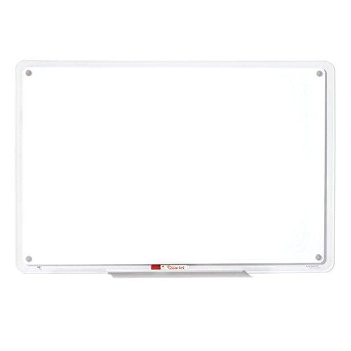 Quartet TM1107 pizarra blanca y accesorios - Accesorio pizarra (Color blanco, 27,9 cm, 17,1 cm)