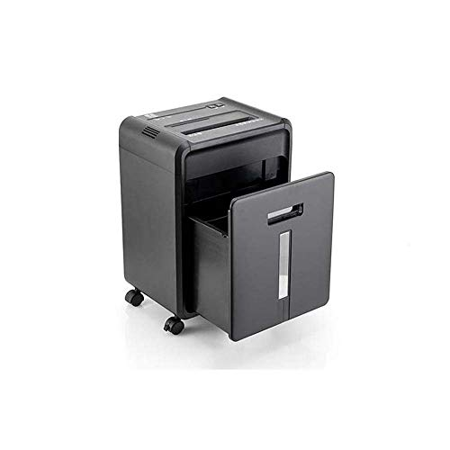 Great Price! Atten Office Shredder,Confidential Silent Large Capacity, 7-Sheet Cross-Cut Paper, 16...