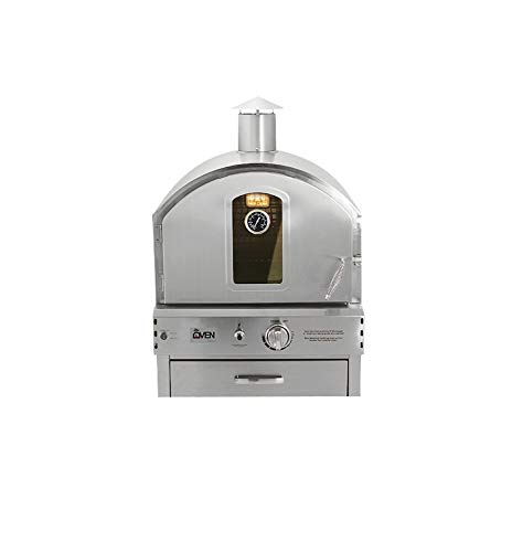 Summerset Oven Outdoor Countertop Outdoor Pizza Oven