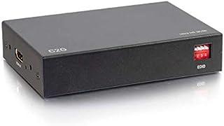 C2G UltraHD HDMI Splitter 1 to 4 - One to Four 4K HDMI Splitter