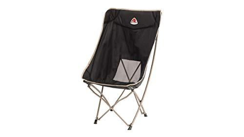 Robens Trekking Strider Foldable Camping Chair Black