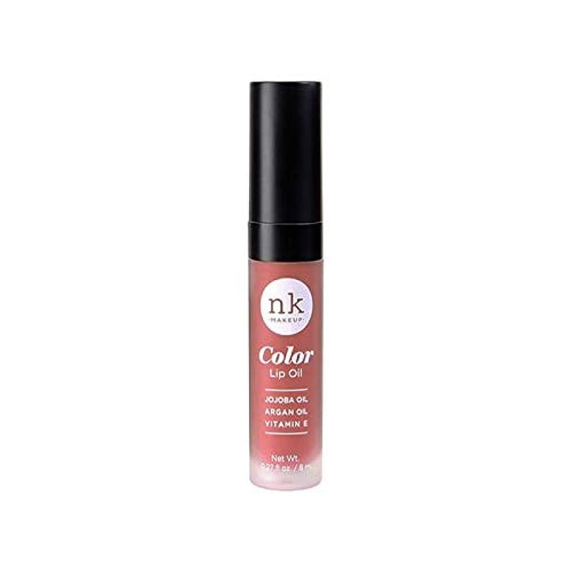 棚地元もろい(3 Pack) NICKA K Color Lip Oil - French Affair (並行輸入品)