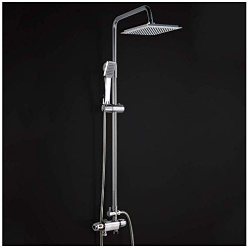 badewanne Shower Head Wall-Mounted Shower Faucet Cover Thermostatic Portable Shower Head The Best Gift for The Bathroom