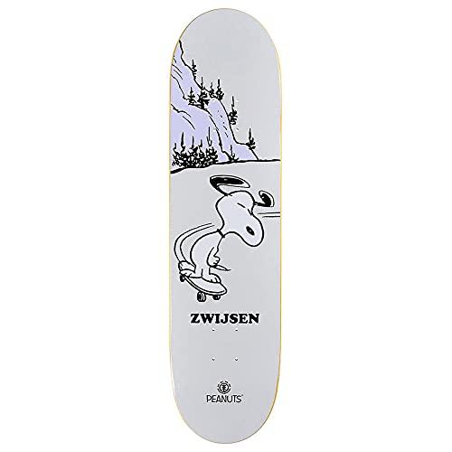 ELEMENT Skateboard Deck Peanuts Snoopy X Phil Zwijsen-8,125