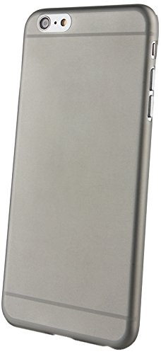 Muvit Minigel - Funda ultrafina para Apple iPhone 6, transparente