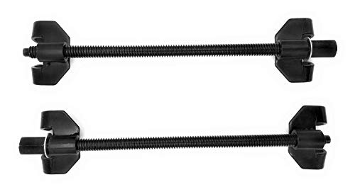 Kit Compressore Molle Per Smontaggio Ammortizzatori Auto Da 37 Cm Regolabile