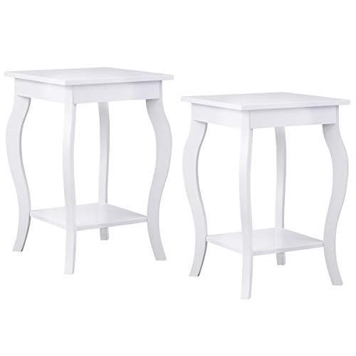 Giantex End Table 16