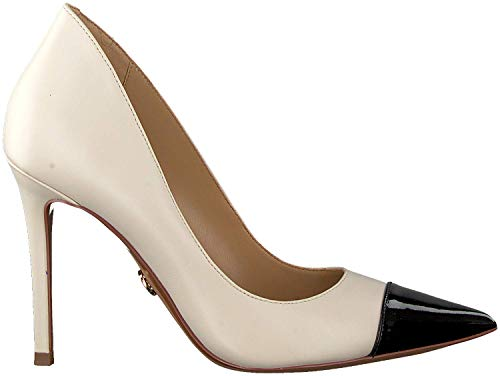 Michael Kors Pumps Keke Toe Cap Pump Beige Damen - 37,5 EU