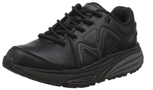 MBT Damen Simba Trainer W Sneakers, Schwarz (Black 257f), 41.5 EU
