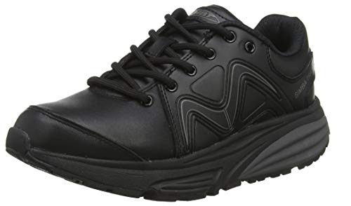 MBT Damen Simba Trainer W Sneakers, Schwarz 257f 700861 257f, 37 EU
