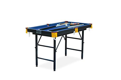 Rack Leo 4-Foot Foldable Pool Table