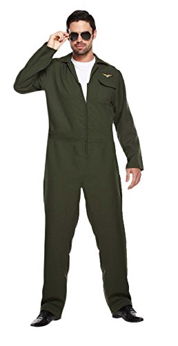 Opposuits Halloween Costumes for Men  Full Suit: Includes Jacket, Pants and Tie, Zombiac, 38