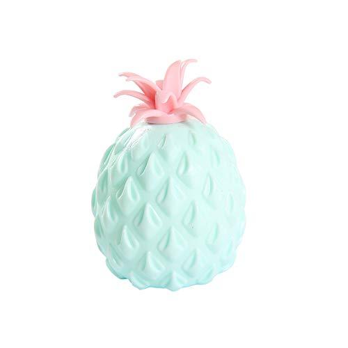 Rpporm Ananas Sensory Fidget Toys Spielzeug Set für Autismus ADHS-Menschen, Antistress Push Pop Bubble Ball Toys Squeeze Stressball für Kinder und Erwachsene Geschenk Figetttoys