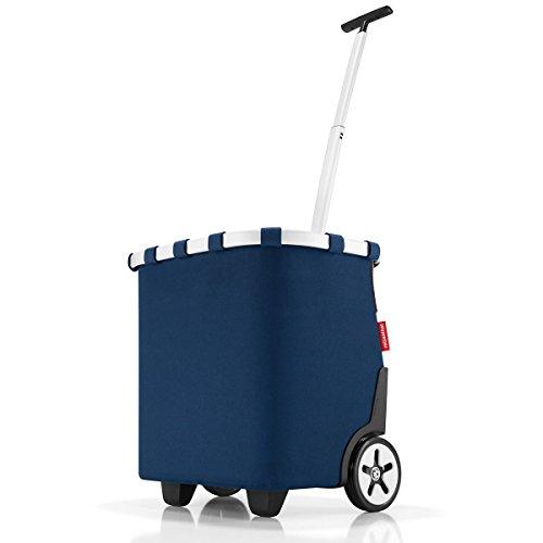 Reisenthel carrycruiser Bagage Cabine 48 Centimeters 40 Bleu (Dark Blue)