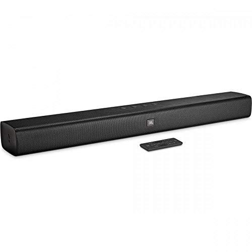 Caixa de Som Soundbar Bluetooth, JBL, 28910828, 26W RMS 2.0 HDMI, Preto