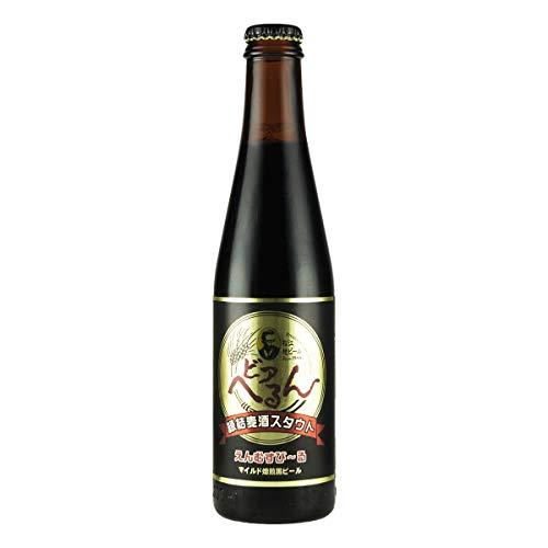 島根ビール 松江地ビール ビアへるん『縁結麦酒スタウト』
