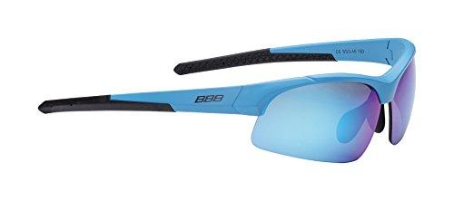 BBB sportbril BSG-48 print rood glanzend, unisex volwassenen