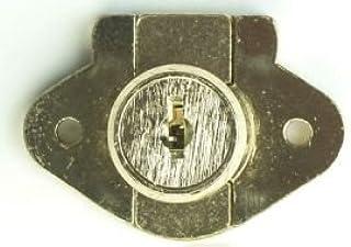 Convertible Corbin Cabinet Lock Drawer Cabinet Lock Satin Chrome Unique Unused