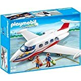 Building Kit Playmobil 6081 Private Jet