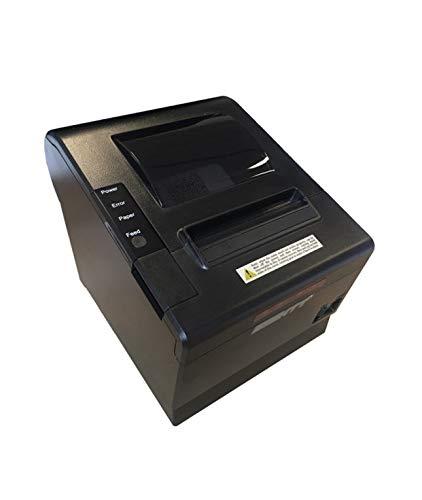 Eightt EPOS-81W Impresora Tickets TERMICA 80MM Interfaz USB/ETHERNET/Serial/WiFi